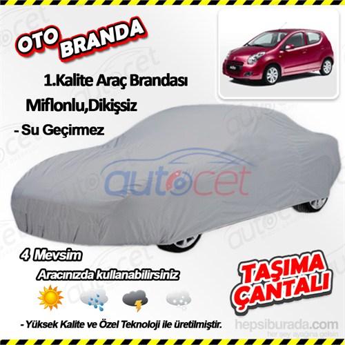 Autocet Suzuki Alto Araca Özel Oto Brandası (Miflonlu, Dikişsiz) 4139A