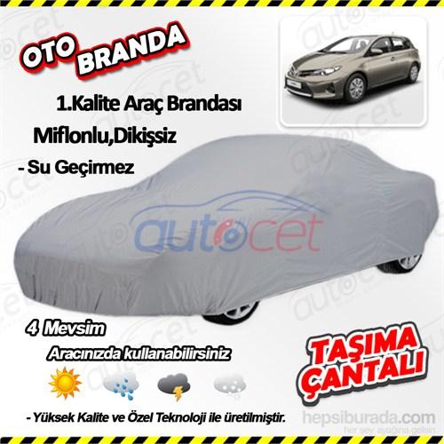 Autocet Toyota Auris Araca Özel Oto Brandası (Miflonlu, Dikişsiz) 4144A