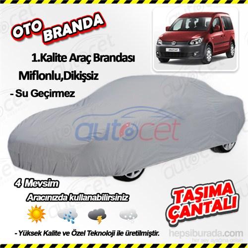Autocet Volkswagen Caddy Araca Özel Oto Brandası (Miflonlu, Dikişsiz) 4155A