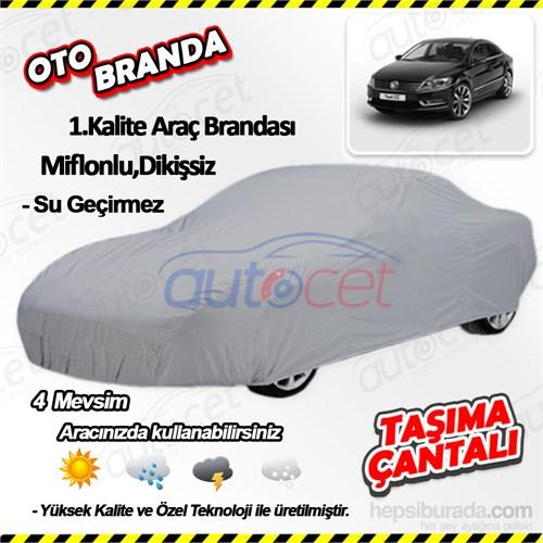 Autocet Volkswagen Cc Araca Özel Oto Brandası (Miflonlu, Dikişsiz) 4156A