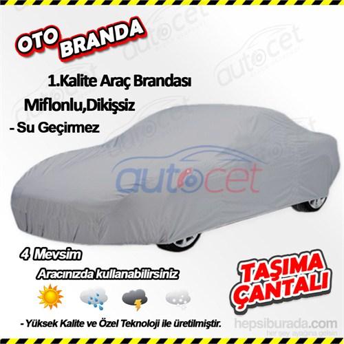 Autocet Audı A4 Allroad Quattro S.W Araca Özel Oto Brandası (Miflonlu, Dikişsiz) 3921A