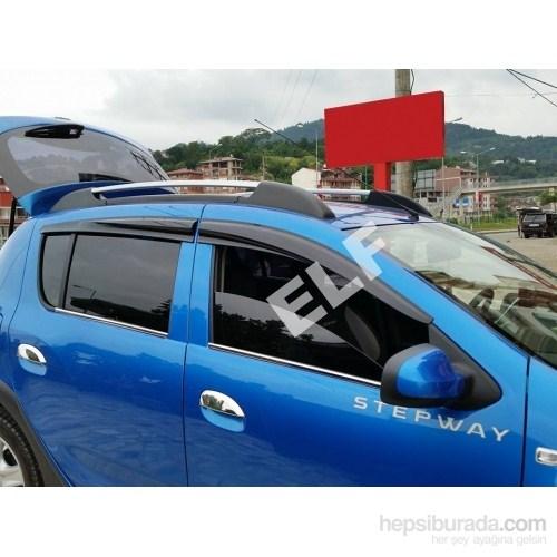 Elf Dacia Sandero Mugen Cam Rüzgarlığı 2013 sonrası
