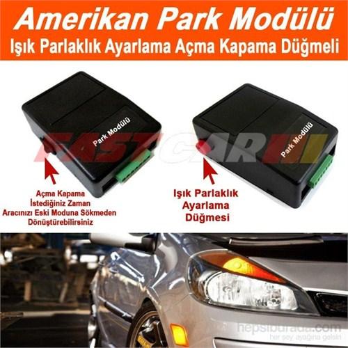 Volvo Modellerine Uyumlu Amerikan Park Modülü