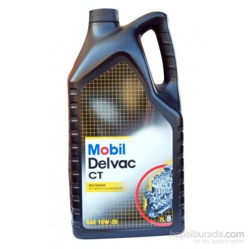 Mobıl Delvac Ct 10w-30 7lt Benzinli Dizel Motor Yağı (Üretim Yılı : 2017)
