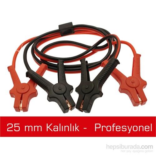 ModaCar 25 mm Profesyonel Akü Takviye Kablosu 578802
