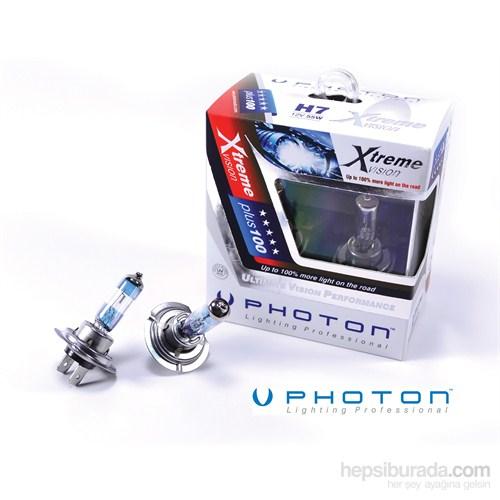 Photon H7 Tip XTREME VISION Ampül Seti + % 100 01e151
