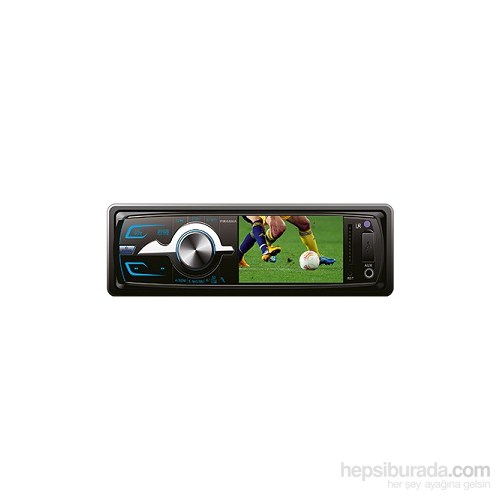 Piranha Charger L TYPE TV-FM-USB-SD-MP3-MP4-MP5 Oto Teyp