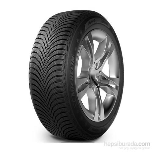 Michelin 215/55R17 94H Alpin 5 Kış Lastiği ( Üretim Yılı : 2015 )