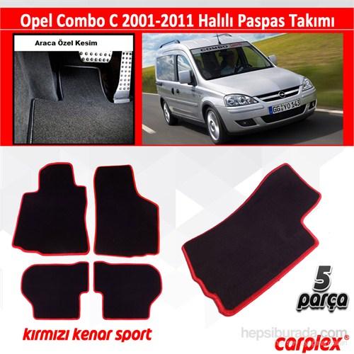 Carplex Opel Combo C 2001 2011 Hal L Oto Paspas Seti Fiyat