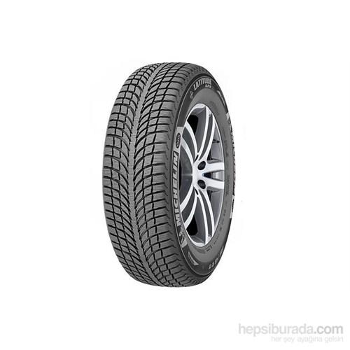 Michelin 245/65R17 111H XL Latitude Alpin LA2 GRNX # Kış Lastiği