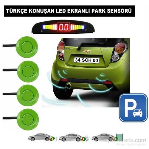 Schwer Yeşil - Türkçe Konuşan Park Sensörü