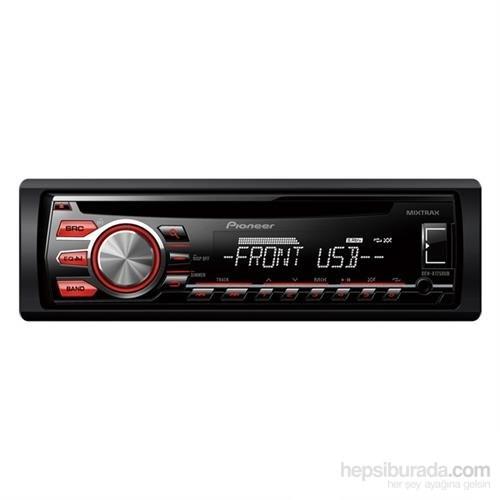 Pioneer DEH-X1750 UB CD-MP3 Çalarlı USB Girişli Oto Teyp