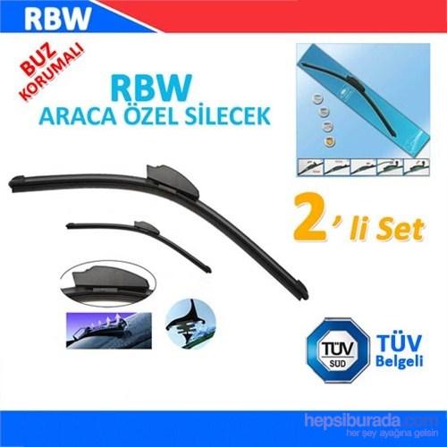 RBW MEGANE 2 Araca Özel Silecek Süpürgesi (SAĞ/SOL 2'li Set )