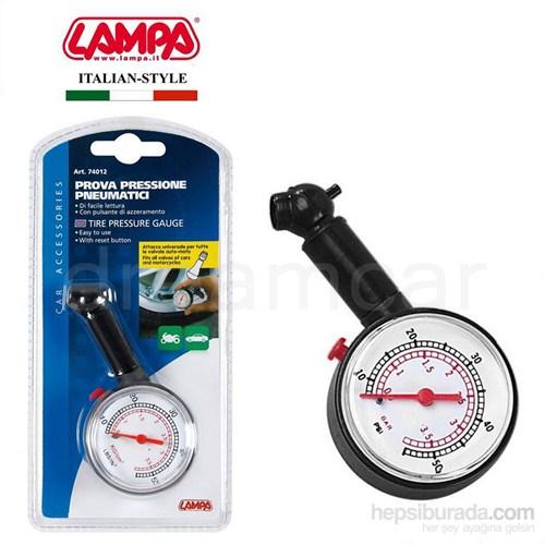 Lampa Hava Ölçüm Saati Saat Tip 74012