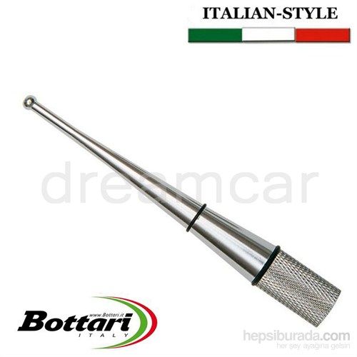 Bottari High Definition Anten Çubuğu Aluminyum 11 Cm 15077