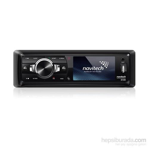 """Navitech CBT-6300 3"""" Araç Multimedya Oynatıcı"""