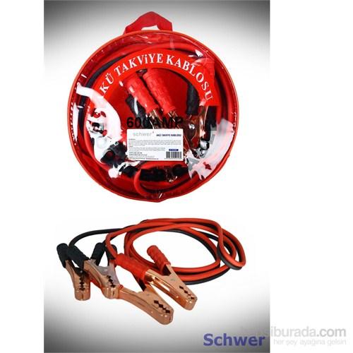 Schwer Akü Takviye Kablosu 600 Amper Çantalı