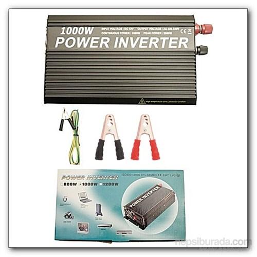 Schwer İnvertör 12V - 220V Yükseltici 1000W