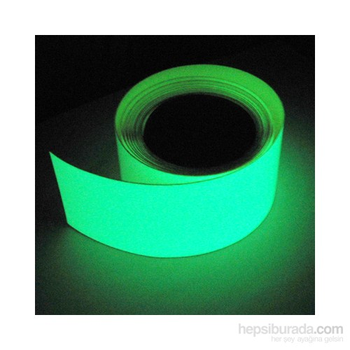 Işıklı bant-Lümen Bant 20 mm X 23 Metre (Yeşil)