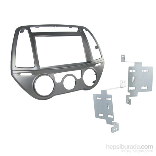 Hyundai İ20 2008-2015 Manual Klima Teyp Çerçevesi