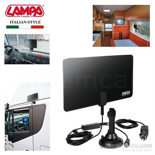 Flexia 12/24V Araç Tv Anteni 39104