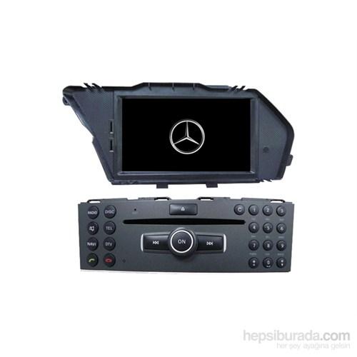 Sm audio mercedes benz glk oem multimedya navigasyon for Mercedes benz factory speakers