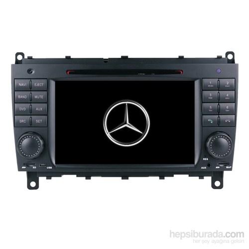 Sm audio mercedes benz slk oem multimedya navigasyon for Mercedes benz factory speakers