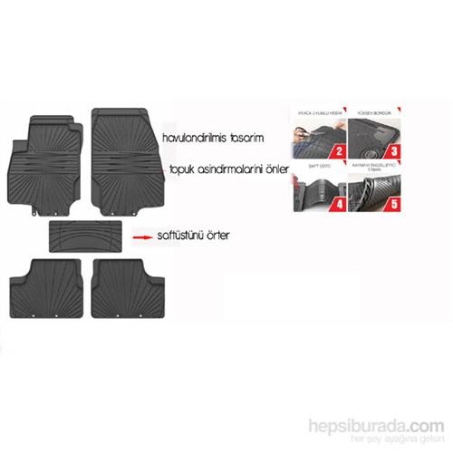 ModaCar Seat Leon HB 2006 - 2012 Özel Kesim Paspas Seti 388822