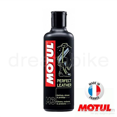 Motul M3 Perfect Leather Deri Temizleyici 250 Ml Made in France