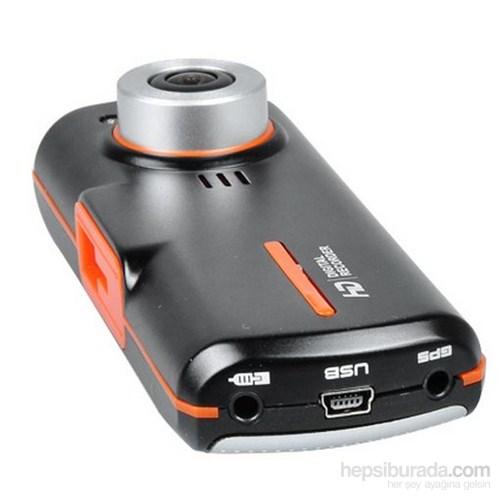 Angel Eye KS525 Hdmi Çıkışlı HD Kayıt(1080P) Çift Kameralı Araç Kamerası