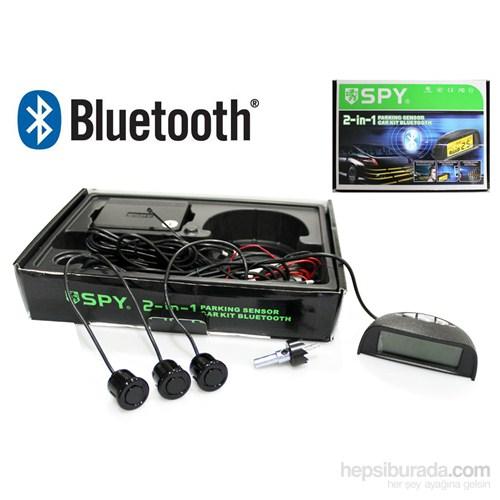 Space Bluetooth'lu LCD Geri Park Sensörü