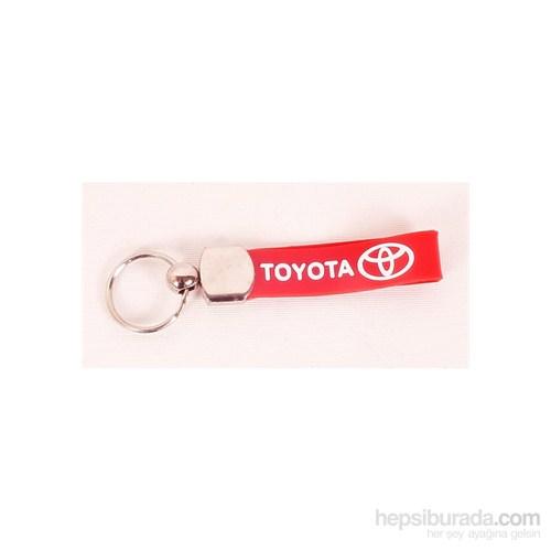 Schwer Toyota Silikon Anahtarlık
