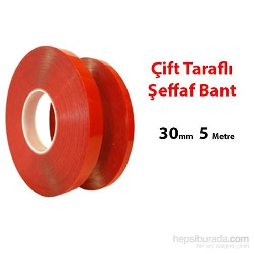 Carspeed Şeffaf Bant 30Mmx5metre