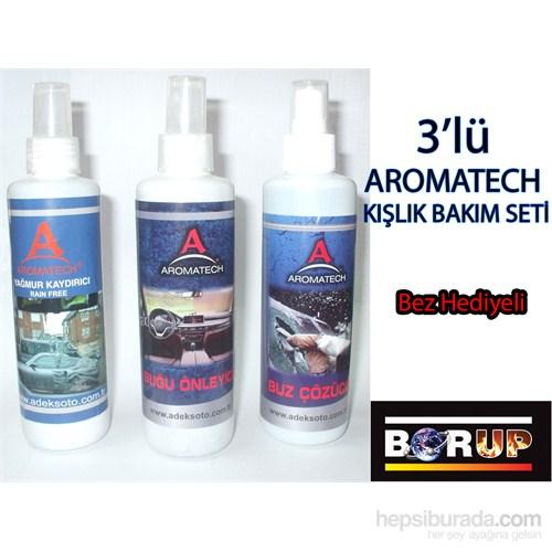 Aromatech 3 Lü Kışlık Bakım Seti