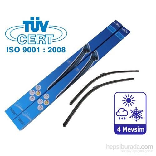 Rbw Hyundai Accent Blue Araca Özel Silecek Süpürgesi (Sağ/Sol 2'Li Set )