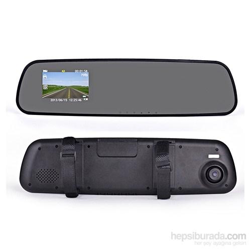 Angel Eye KS531 HD Kameralı ve Monitörlü Dikiz Aynası