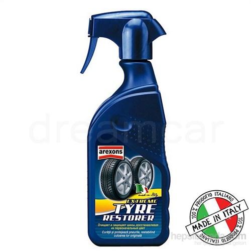 Arexons Extreme Lastik Temizleme Ve Parlatma Sıvı Spreyi 400 Ml. Made In Italy