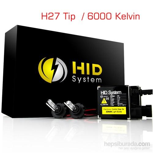 ModaCar Oscar H27-880-881 6000 K Xenon H.I.D Xenon Kit 01g029