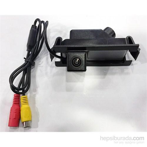 Hyundai Ix35 Araç Geri Görüş Kamerası (Plakalık Tipi)