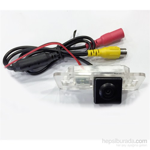 Bmw E90 Araç Geri Görüş Kamerası (Plakalık Tipi)