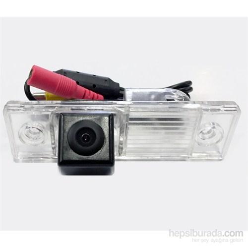Chevrolet Cruze Araç Geri Görüş Kamerası (Plakalık Tipi)
