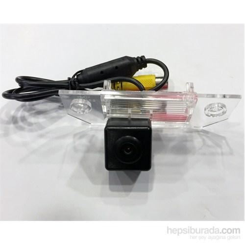 Ford Focus Araç Geri Görüş Kamerası (Plakalık Tipi)