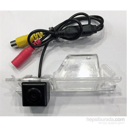 Opel Agila Araç Geri Görüş Kamerası (Plakalık Tipi)