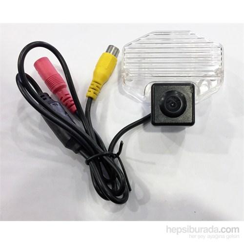 Toyota Corolla Araç Geri Görüş Kamerası (Plakalık Tipi)