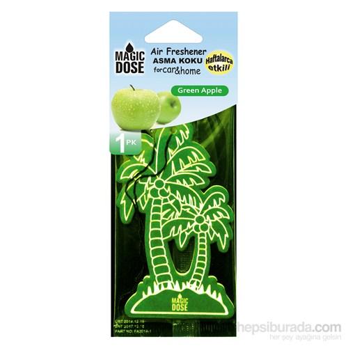 "Magıc Dose Asma Koku ""Green Apple""( Araba, Ev ,Ofis )Haftalarca Etkili"
