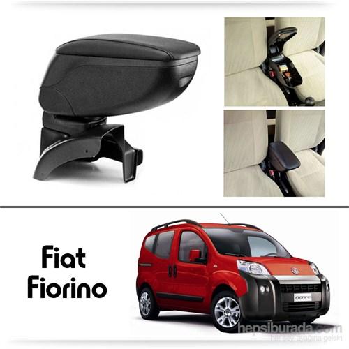 Schwer Fiat Fiorino Koltuk Arası SİYAH Kol Dayama Kolçağı-8413