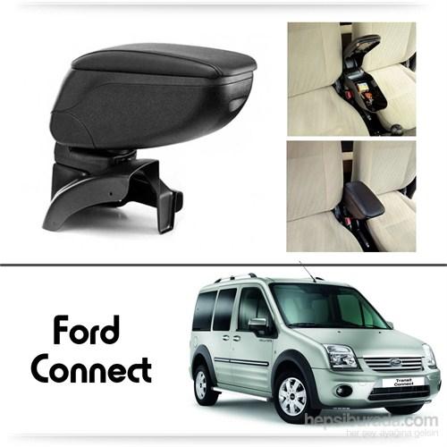 Schwer Ford Connect Koltuk Arası SİYAH Kol Dayama Kolçağı-8416