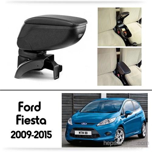 Schwer Ford Fiesta 2009-2015 Koltuk Arası SİYAH Kol Dayama Kolçağı-8418