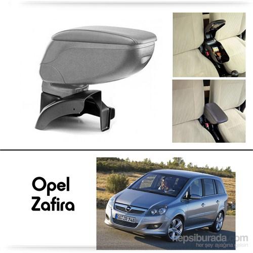 Schwer Opel Zafira Koltuk Arası GRİ Kol Dayama Kolçağı-8485