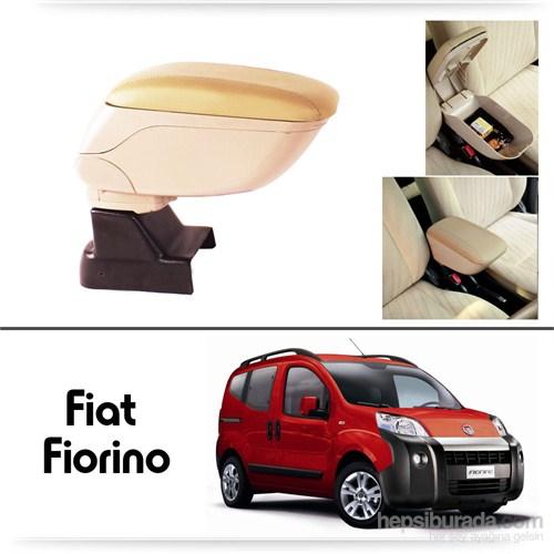 Schwer Fiat Fiorino Koltuk Arası BEJ Kol Dayama Kolçağı-8509